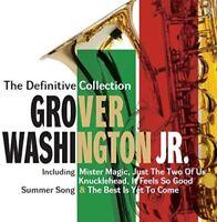 Grover Washington Jr - Definitive Collection: Deluxe Edition [New CD] UK - Impor