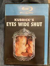 Kubrick's Eyes Wide Shut Tom Cruise Blu-ray