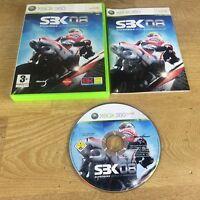 SBK 08 WORLD SUPERBIKE 2008 - XBOX 360 - FREE UK POSTAGE