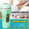 990,000 Pulses IPL Hair Removal Epilator Permanent Machine Face Body