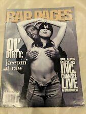 Rap Pages Magazine Hip Hop June 1995 Ol' Dirty Bastard - Rare