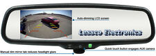 Rostra 300-31000-002 3.5-Inch TFT LCD Rear View Mirror/Monitor with 1/4' Camera