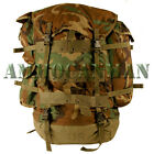 Field Pack with Internal Frame-Large (WoodLand Camo)