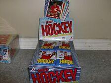 1X 1989-90 Topps Hockey WAX PACK Fresh From Box Bulk lot available Sakic Rookie