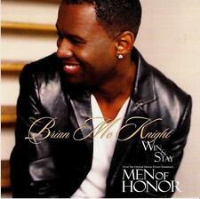 BRIAN Mc KNIGHT  Win & Stay   Men Of Honor  ( 2 Great Tracks )  Rare  Mint