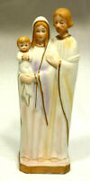 Vintage UCGC Joseph, Mary, & Baby Jesus Nativity Figurine - EUC