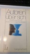 Autoren Uber Sich by Uhlig, paperback, 1985