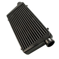 """Ladeluftkühler Universal Alloy Intercooler 3 """"in/out 600 x 300 x76 Turbolader"""
