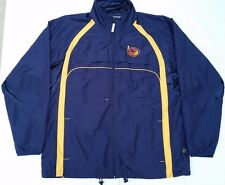 Mens NHL CCM XL Atlanta Thrashers Authentic Center Ice Training Jacket pre-owned