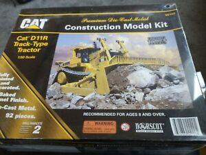 Sealed CAT construction model kit