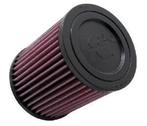 K&N Hi-Flow Performance Air Filter E-1998 fits Jeep Patriot 2.0 16v (MK74), 2...