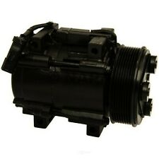 A/C Compressor-DIESEL NAPA/TEMP-TEM 255722 Reman