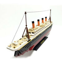 Oxford Block BM3522 Titanic Assembly Building Kit Brick for Mania