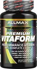 ALLMAX VITAFORM, Premium Performance Multi-Vitamin, Dietary Supplement For Men