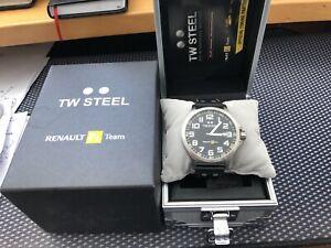 TW Steel TW671 Renault F1 Team Watch
