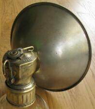 Justrite Patent 115123 1938  Carbide Miner Caver Lamp with 7