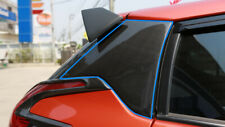 TAIL POST COVER CARBON FOR TOYOTA YARIS HATCHBACK 2013