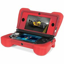 Loose Red Dreamgear Comfort Grip Silicone Protective Case for OLD Nintendo 3DS