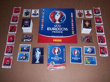 PANINI EURO 2016 EM 16 *COMPLETE SET EMPTY ALBUM FRANCAIS * + 11 COCA COLA