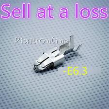 YL381-E6.3 Car Terminal Connector Four Disc VW Fuse Box Wire Naked Splice Lug
