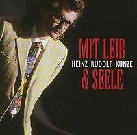 Mit Leib und Seele von Kunze,Heinz Rudolf | CD | Zustand gut
