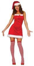 Disfraces de mujer sin marca color principal rojo talla M