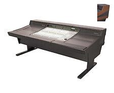 Argosy 90 Series Desk for Avid for C|24 Console Mahogany Trim | 90-NC24-RR-B-M
