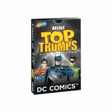 TOP TRUMPS - MINI - DC COMIC