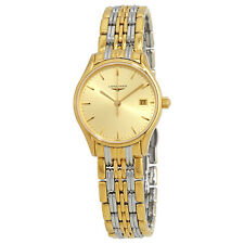 Longines Lyre Champagne Dial Ladies Watch L4.259.2.32.7
