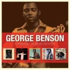 George Benson - Original Album Series 5 CD Set 2009 Warner