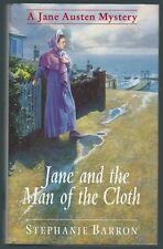 Jane And The Man Of The Cloth Stephanie Barron Headline Jane Austen Mystery 2 G+
