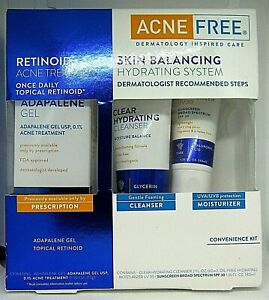 Acne Free Retinoid Skin Balancing Hydrating System Dermatologist Recommended