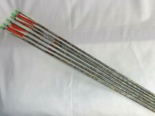 6 Super Slam XX 78 310 Digital Feathered Aluminum Arrows Archery Hunting
