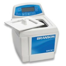Branson CPX1800H 0.5 Gal Ultrasonic Cleaner Digital Timer Heater Degas Temp Mon.
