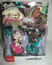 Pearl & Marina Amiibo Splatoon Series Nintendo *NEW*