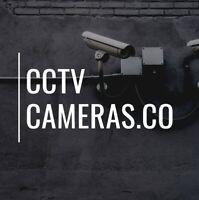 CCTVCameras.co CCTV Camera Domain Name