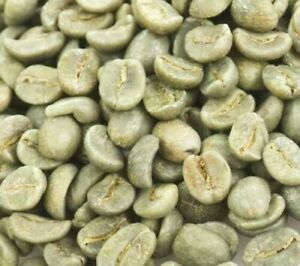 5 lb, Colombia Supremo Huila Green Unroasted Coffee Beans Five Pounds - Arabica