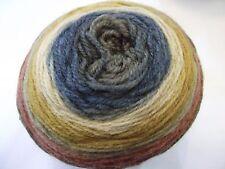 Sirdar Colourwheel Multicolour Double Knitting DK Colourful Acrylic Wool 150g 204 Deep Blue Sea