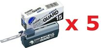 Feather Japan PG-15 PRO GUARD Blade, 15-Blades x 5-Pack