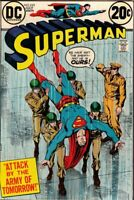 Superman #306 VG 1976 Stock Image Low Grade