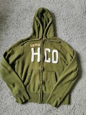 Hollister Hoodie L Green