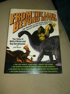 FROM THRE LAND BEYOND BEYOND FILMS OF WILLIAS O'BRIEN & RAY HARRYHAUSEN