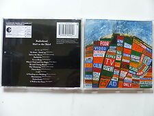 CD Album RADIOHEAD Hail to the thief 7243 5 84544 2 0