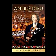 Andre Rieu: Christmas Down Under - Live in Sydney (DVD, 2019)