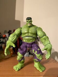 Marvel Legends Hulk - Green Hulk - Fin Fang Foom BAF Series 2007 Hasbro LOOSE