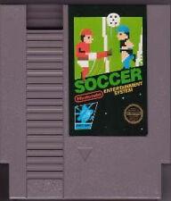 SOCCER ORIGINAL CLASSIC NINTENDO GAME SYSTEM NES HQ