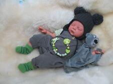 Reborn Reallife Baby by Reva Schick Bausatz Rebornbaby  ninisingen Puppe
