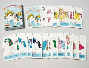 My Little Pony Game Deck of Cards Cromy Made Argentina TV Series Movie Classic