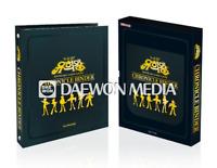 "Yugioh Cards ""Chronicle Binder Set"" 6 special cards & 6 packs / Korean Ver"