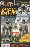 Batman Gotham Adventures # 3 - with The Grey Ghost!!!! -  (1998) DC Comics